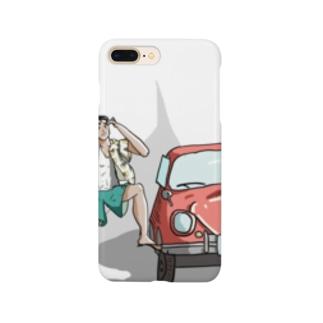 タイムトラベラー Smartphone cases