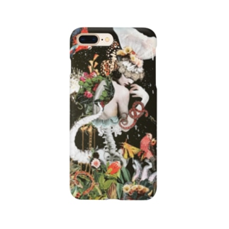 chisacollageの楽園 Smartphone cases