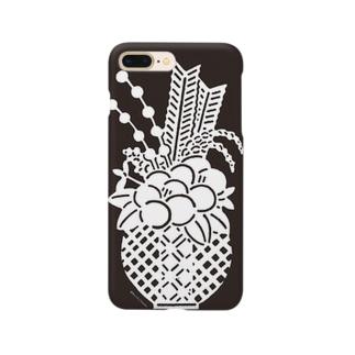 Brain Crafts_IKEBANA series#01 Smartphone cases