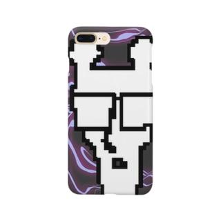 シミの精霊兄貴 Smartphone cases