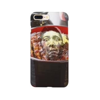 ひつまぶしTシャツ Smartphone cases