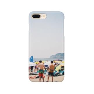 カネコ デストロイ マナミのあの夏に戻る Smartphone cases