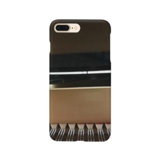 ピアノ Smartphone cases