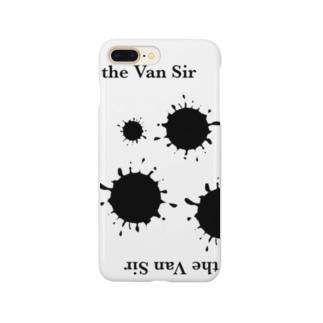 オシャレなロゴデザイン Smartphone cases
