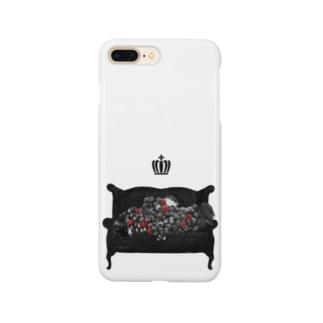 横たわる果実 Smartphone cases