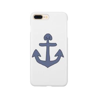 イカリいぬ Smartphone cases