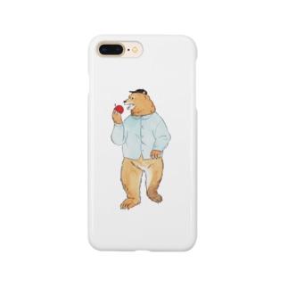 bear スマートフォンケース