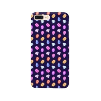 宝石にまざるモンスター Smartphone cases