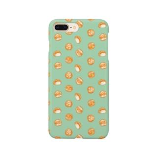 シュークリームにまざるモンスター Smartphone cases