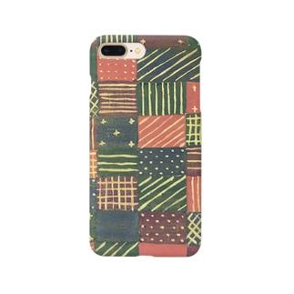 モヨウ1 Smartphone cases
