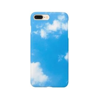 青空 Smartphone cases