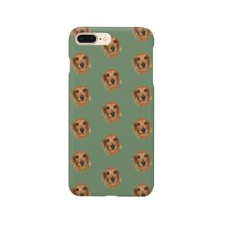 リーボくん Smartphone cases
