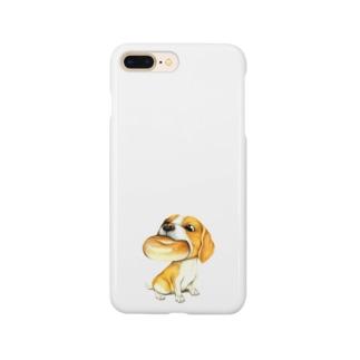 ビーグル×ベーグル Smartphone cases