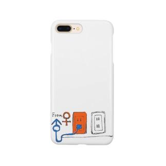 お守りカバー Smartphone cases