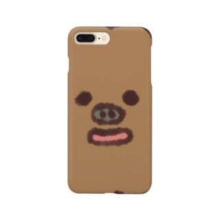 ほほえみたわしくん Smartphone cases