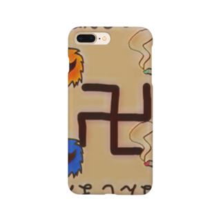 umekobuchaのヤクザレス Smartphone cases