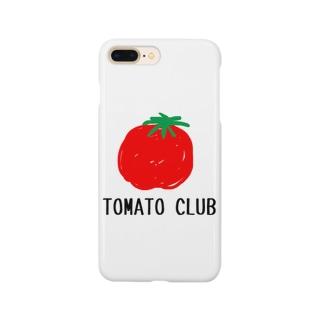 トマトクラブ Smartphone cases