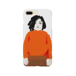 休日 Smartphone cases