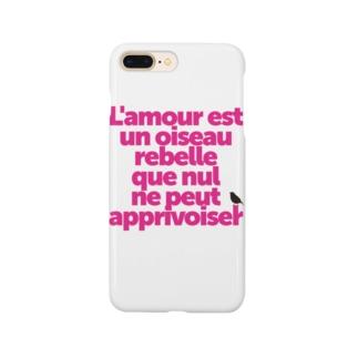 ハバネラ Smartphone cases
