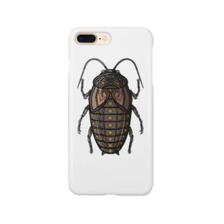 デュビアのオリジナルキャラクターグッズ Smartphone cases