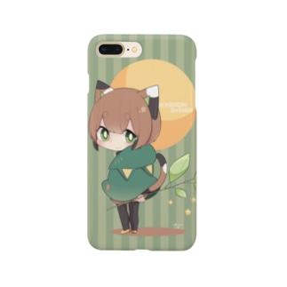 三毛猫少年 Smartphone cases