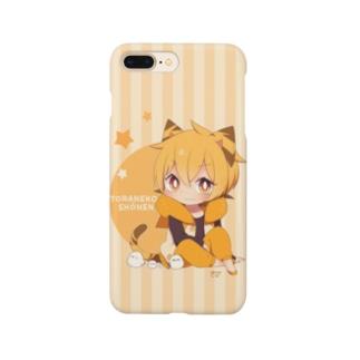 虎猫少年 Smartphone cases