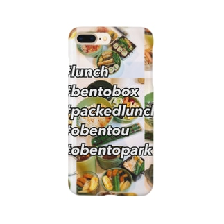 GO!GO!lunchbox! Smartphone cases