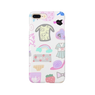 メルヘン活動 Smartphone cases