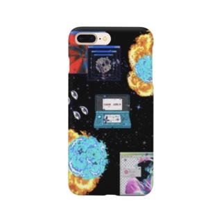 ゲームの世界 Smartphone cases