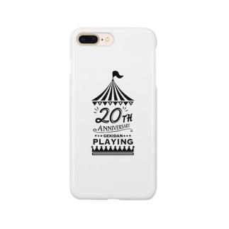 プレイング20周年記念 Smartphone cases