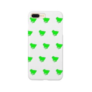 愛知県愛 Smartphone cases