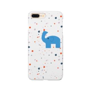 ご機嫌なゾウさん Smartphone cases