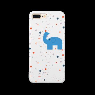 Favoriのご機嫌なゾウさん Smartphone cases