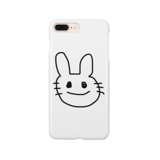 ぴょんちゃん Smartphone cases