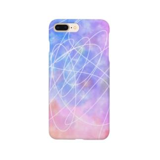 キラキラ Smartphone cases
