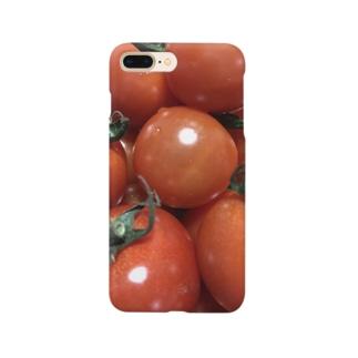 トマトン Smartphone cases