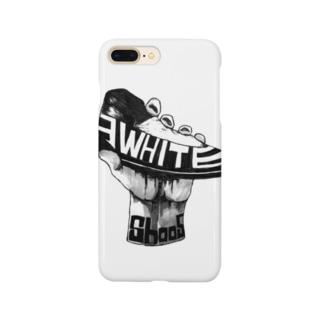 White Smartphone cases