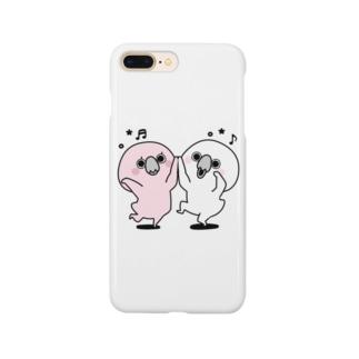 ぴよすけ Smartphone cases