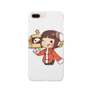 チャイナガール&パンダ Smartphone cases