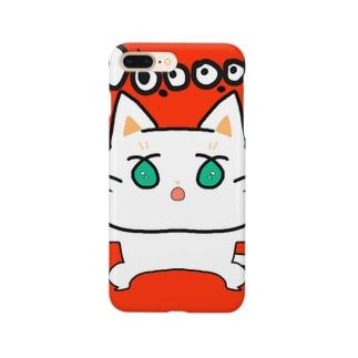 woooo‼ねこ Smartphone cases