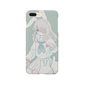 うさぎちゃん Smartphone cases