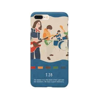 【2019.03.28】新井リオの英語日記グッズ Smartphone cases