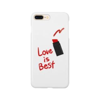 Love is Best  Smartphone cases