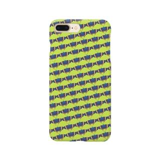 キオビエダシャクケース Smartphone cases