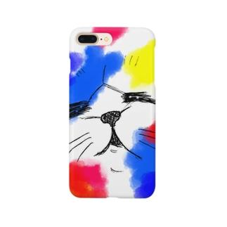 ぬこラボラス Smartphone cases