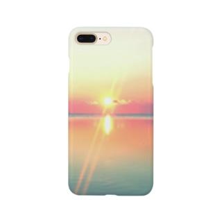 shine sun Smartphone cases