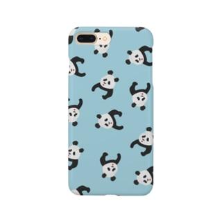 パンダフォン Smartphone cases