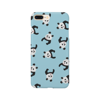 rekkoのパンダフォン Smartphone cases