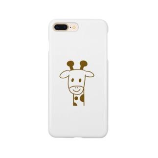 モノクロうしん Smartphone cases