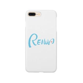 令和 REIWA(キュート)b Smartphone cases
